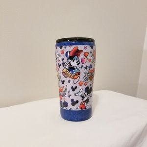 Mickey and minnie 20 oz tumbler